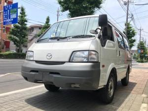 マツダ ボンゴバン DX スライドドア 4WD ミニバン 5名乗り AC CVT