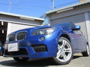 BMW X1 sDrive 18i Mスポーツパッケージ HDDナビ ETC HID