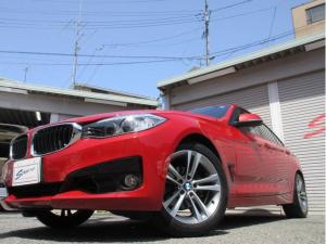 BMW 3シリーズ 320iグランツーリスモ スポーツ バックカメラ リア障害物センサー パワーシート 電動トランクゲート 純正HDDナビ 純正18インチアルミ