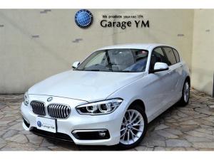 BMW 1シリーズ 118d ファッショニスタ オイスターレザー・パワーシート・Hifiオーディオ・コンフォートアクセス・ライトパッケージ・シートヒーター・アクティブクルーズコントロール・新車保証