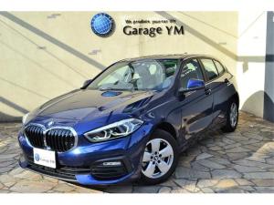 BMW 1シリーズ 118d プレイ エディションジョイ+ コンフォートアクセス・ドライビングアシスト・ライトパッケージ・運転席パワーシート・ナビパッケージ・LEDヘッドライト・LEDフォグライト・パーキングサポート・新車保証
