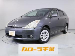 トヨタ ウィッシュ 1.8X ナビ・ETC・バックモニター・オートエアコン