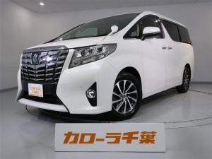 トヨタ アルファード 2.5G 4WD ナビ・ETC・バックカメラ 12ヶ月保証付