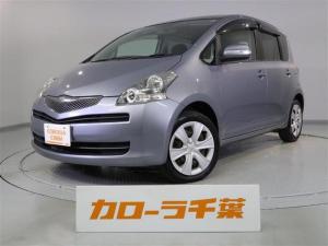 トヨタ ラクティス 1.3X HIDセレクション ETC キーレスエントリー