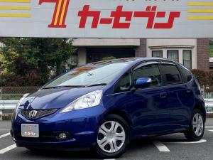 ホンダ フィット X  社外ナビTV クルーズコントロール 店頭買取車