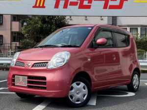 日産 モコ S 車検令和3年3月 店頭買取車