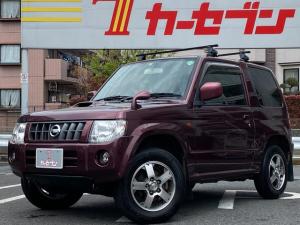 日産 キックス RX 5速MT パートタイム4WD シートヒーター ETC 車検令和4年7月