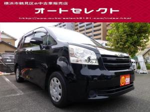 トヨタ ノア X Lセレクション ETC バックカメラ 左パワースライドドア ワンセグTV 8人乗り 3列シート