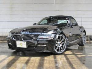 BMW Z4 ロードスター2.5i 黒革・ナビ・TV・ETC・電動オープン