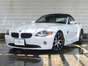 BMW Z4 2.2i レザーシート・MTモード