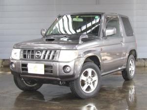 日産 キックス RX オフロード4WD・シートヒーター・カロッツェリアナビ・ETC・純正15AW・キーレス・トランスファ4Lレンジ・LED