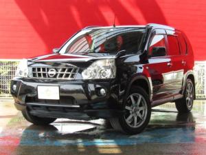 日産 エクストレイル 20X 楽ナビ ETC MANARAY17AW ワンセグ 4WD 4WDMODEスイッチ ヒルディセントコントロール LED ナビ(CD/DVD再生・ミュージックサーバー・ワンセグ)