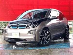 BMW i3 レンジ・エクステンダー装備車 ディーラー車 ナビ バックカメラ ETC ハーフレザーシート シートヒーター パークディスタンスコントロール