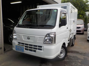 日産 NT100クリッパートラック  冷蔵冷凍車 -5℃設定 ETC ドアバイザー