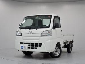 ダイハツ ハイゼットトラック スタンダード 4WD 5速MT エアコン パワステ ナビ