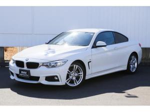 BMW 4シリーズ 420iクーペ Mスポーツ 弊社下取 電動シート ドラレコ