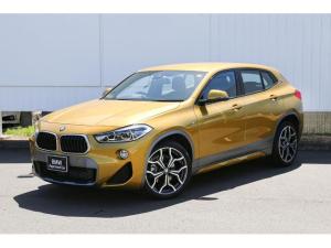 BMW X2 sDrive18i MスポーツX ヘッドアップディスプレイ