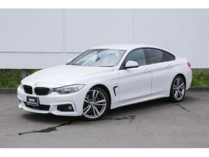 BMW 4シリーズ 435iグランクーペ Mスポーツ 黒レザー LED 前車追従