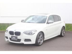 BMW 1シリーズ M135i サンルーフ 黒レザーシート 弊社下取 衝突軽減