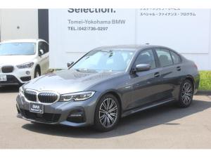 BMW 3シリーズ 320i Mスポーツ 弊社デモカー コンフォートPKG 電動テールゲート アクティブクルーズコントロール レーンアシスト シートヒーター 禁煙車
