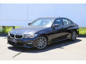 BMW 3シリーズ 320i Mスポーツ 弊社デモカー コンフォートPKG ヘッドアップディスプレイ オートトランク ハーフレザー アクティブクルーズコントロール 禁煙車