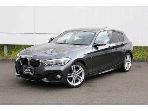 BMW 1シリーズ 118i Mスポーツ LED クルコン 衝突軽減  リアセンサー バックカメラ 弊社下取1オーナー 禁煙