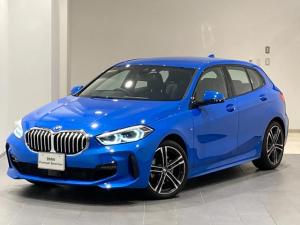 BMW 1シリーズ 118i Mスポーツ 弊社デモカー LEDヘッドライト アクティブクルーズコントロール 電動テールゲート 18インチアルミホイール コンフォートアクセス パーキングアシスト ミラーETC