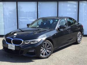BMW 3シリーズ 320i Mスポーツ 弊社デモカー トップビューカメラ コンフォートパッケージ 電動トランク アクティブクルーズコントロール 全方位センサー シートヒーター レーンアシスト 18インチAW LEDヘッドライト 禁煙