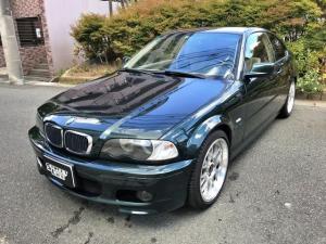 BMW 3シリーズ 318Ci Mエアロ 左ハンドル5速マニュアル レザーシート