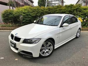 BMW 3シリーズ 320i Mスポーツパッケージ 純正ナビ プラズマダイレクトコイル カーボンエアークリーナー スポーツマフラー