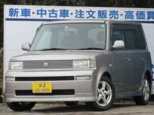 トヨタ bB Z 純正エアロ コラムAT タイミングチェーンEG