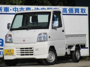 三菱 ミニキャブトラック TD 5速MT 33000キロ