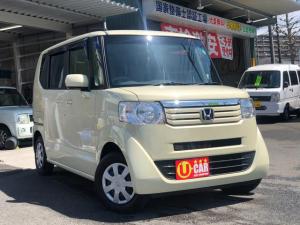 ホンダ N-BOX G・Lパッケージ 走行距離54000キロ台 スマキ- ナビ・TV 両側スライド片側電動ドア イモビライザー