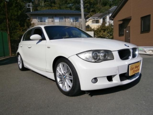 BMW 1シリーズ 120i Mスポーツパッケージ 17AW ETC キーレス