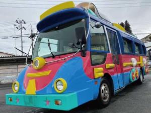 三菱ふそう ローザ  カスタム車 イベントカー 移動販売車 キッチンカーベース車両