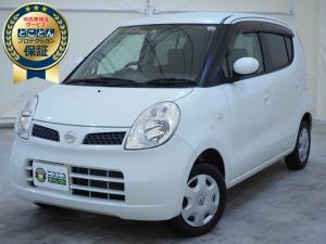 日産 モコ E ショコラティエ ナビ・ETC・スマートキー・オートエアコン・禁煙車・ABS・CD