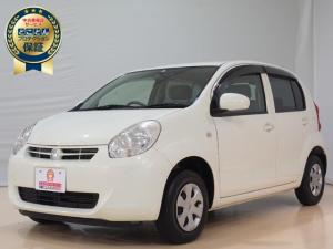 トヨタ パッソ X クツロギ ・ナビ・ワンセグ・Bluetooth・スマートキー・ABS
