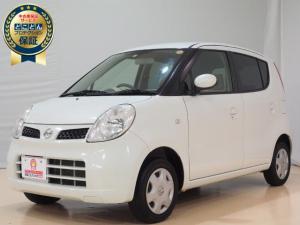 日産 モコ E ・ナビ・ワンセグ・スマートキー・オートエアコン・ETC・ABS