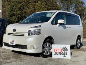 トヨタ ヴォクシー X 4WD/電動パワスラ/地デジナビ/HID/キーレス