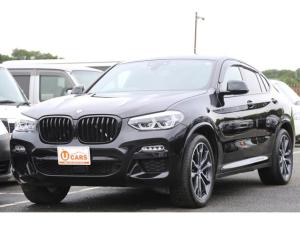 BMW X4 xDrive 30i Mスポーツ ベージュレザー