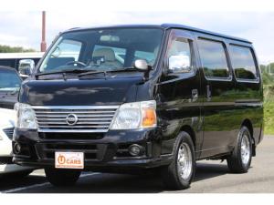 日産 キャラバン ロングGX 軽油ターボ 4WD Nox適合 5ドア ETC