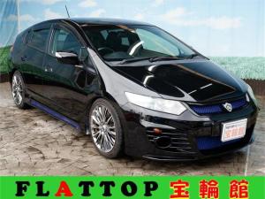 ホンダ インサイト LS/DAD・GARSONエアロ/車高調/17AW/マフラー