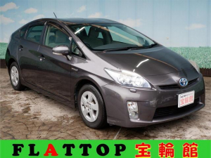 トヨタ プリウス S LEDエディション 特別仕様車/純正ナビ/フルセグTV/DVD再生/Bluetooth/バックカメラ/ETC/禁煙車