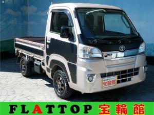 トヨタ ピクシストラック エクストラ HARD CARGOデカール/MAD CROSSアルミ/MTタイヤ新品/CD/ETC/パワーウィンドウ/キーレス