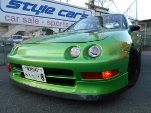 ホンダ インテグラ Si-VTEC 5速