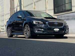 スバル レヴォーグ EU新車並行1.6GTアイサイトSスタイル左ハンドルナビTV