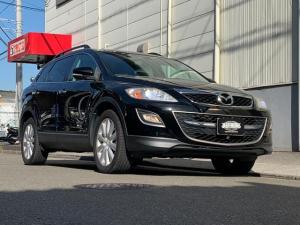 米国マツダその他  新車並行CX-9AWDグランドツーリングSR3列レザーシート シートヒーター社外HDDナビゲーション地デジTV ETC