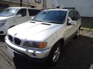 BMW X5 3.0iキーレス4WDクルーズコントロールETC