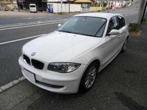 BMW 1シリーズ 116i プッシュスタート ETC キーレス AUX再生