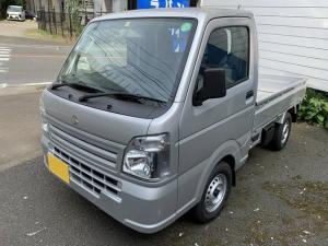 スズキ キャリイトラック KCエアコン・パワステ 4WD 5MT 届出済未使用車マット付